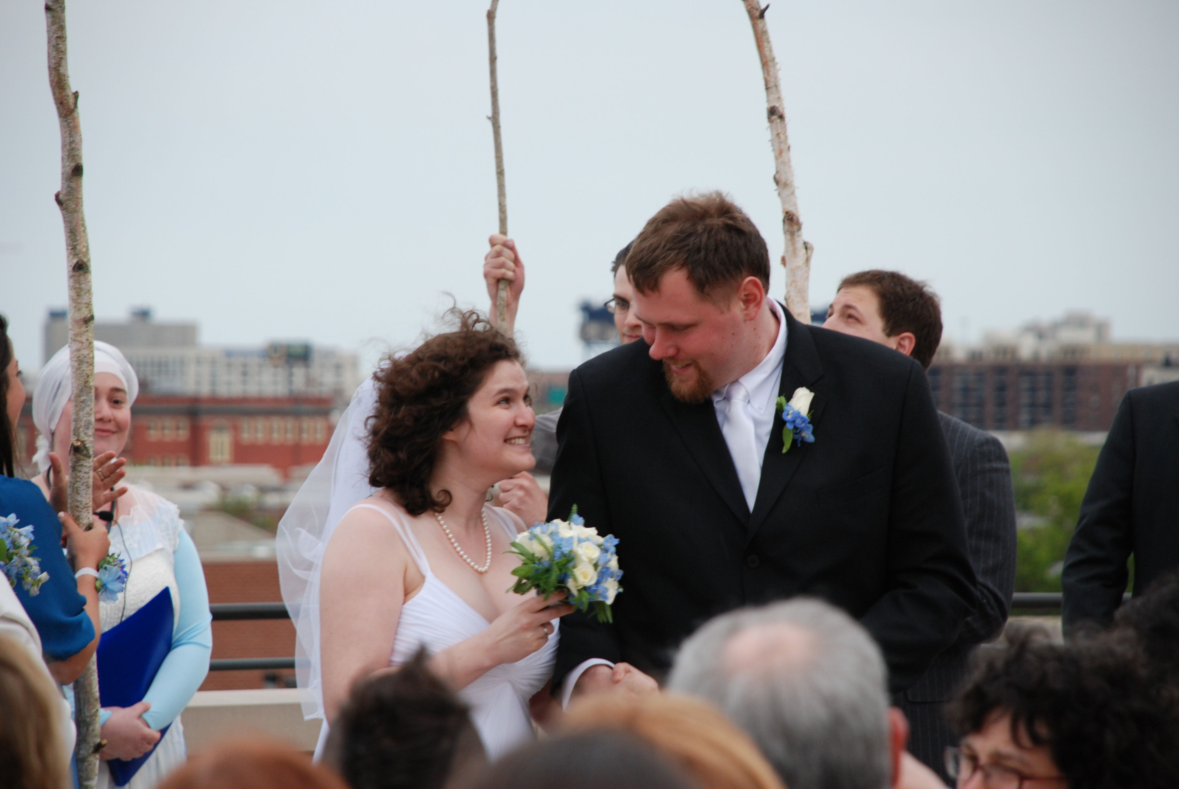 Watch Cancer Patient Turns Her Living Wake Into a Surprise Wedding video