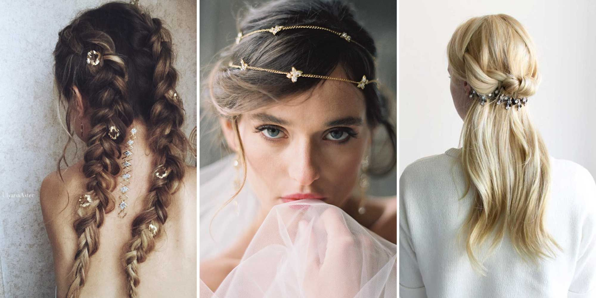 Ways To Wear Hair Jewelry Beautiful Hair Accessories