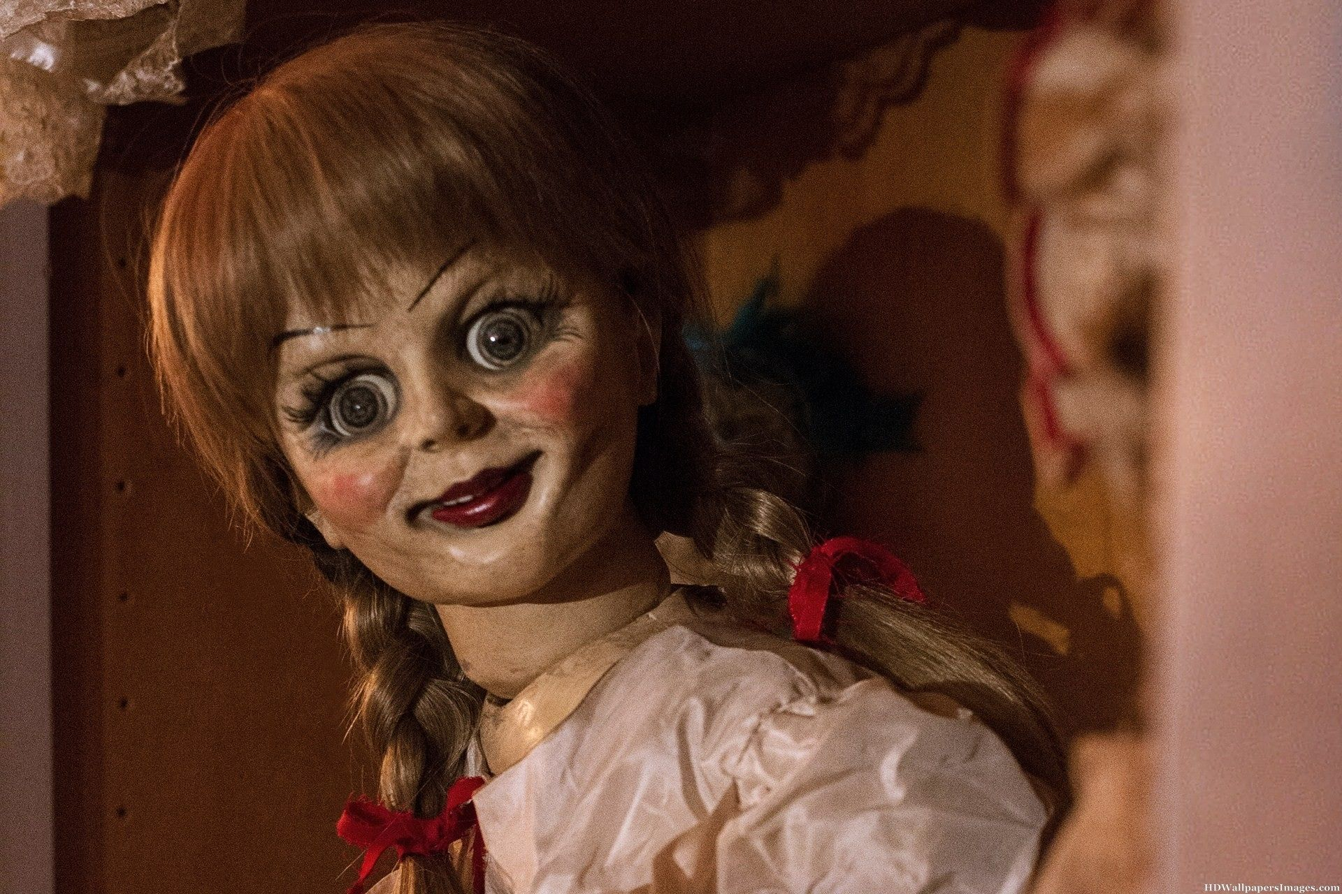An Encounter With Annabelle, the Real-Life Haunted Doll From