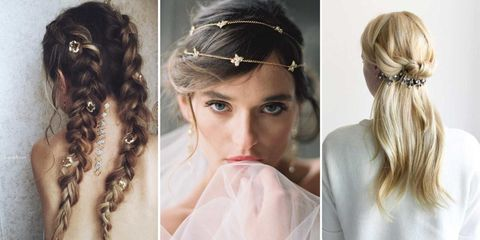 Ways to Wear Hair Jewelry – Beautiful Hair Accessories