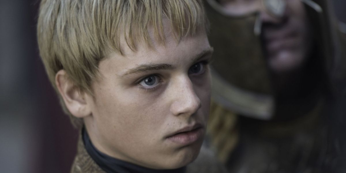 Tommen Baratheon and Martyn Lannister Played by Same Actor