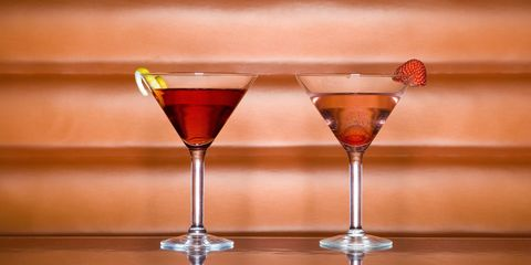 Here's How to Make the World's Most Popular Martinis
