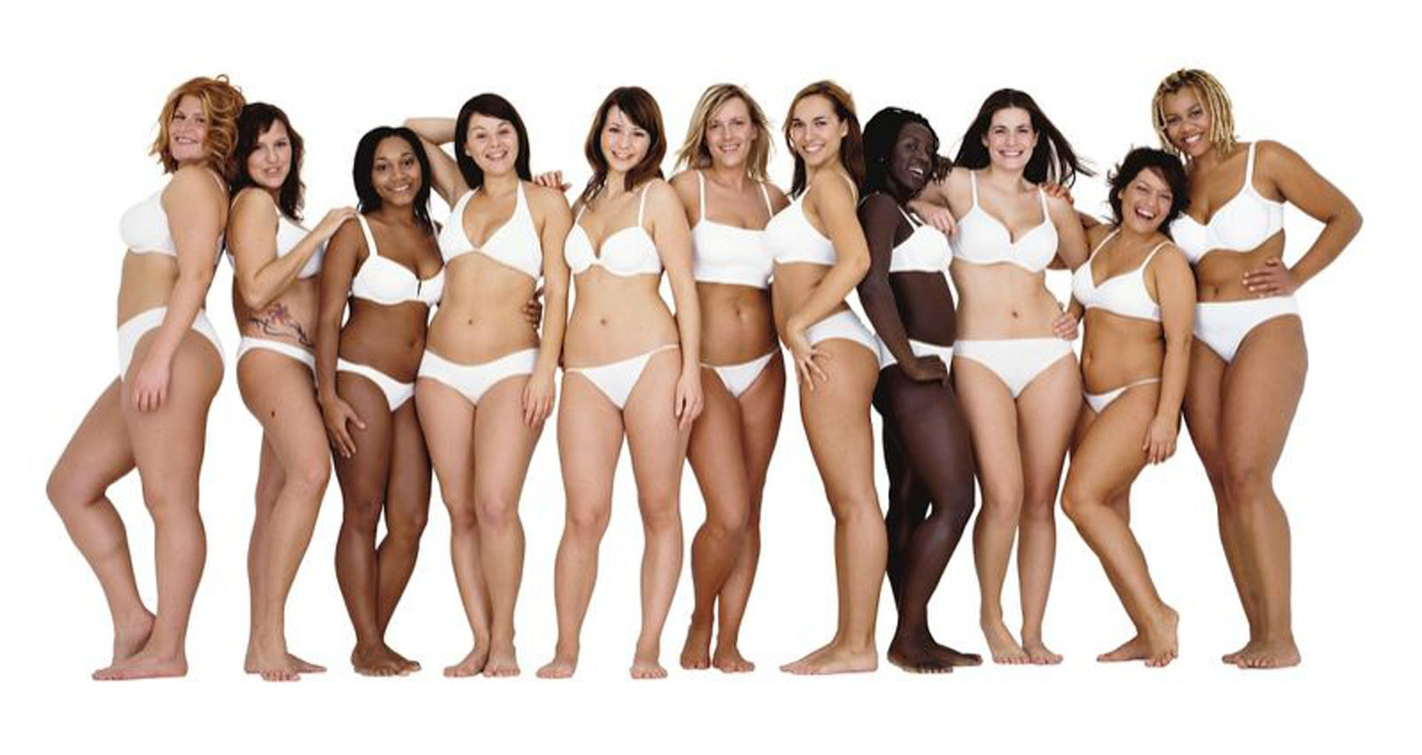 Dove Global Beauty And Confidence Report 2016 Women And Body