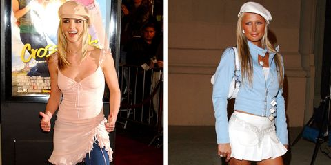 174eb9ed80 15 Trends You Wouldn t be Caught Dead In — Early 2000s Fashion Trends