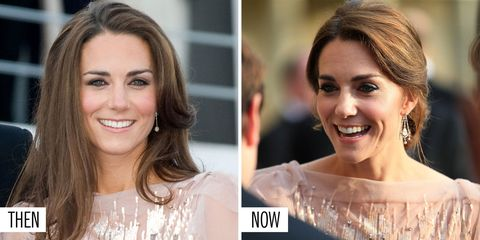 Can You Tell the Difference Between Kate Middleton Past and Kate Middleton Present?