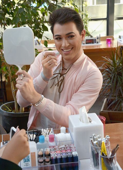 YouTube Makeup Star MannyMUA Almost Went Down a Totally Unexpected Career Path