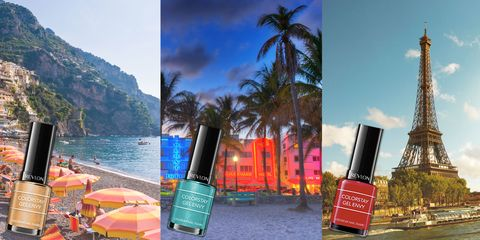 6 Ideas For Vacation Nails Best Nail Polish Colors For Your