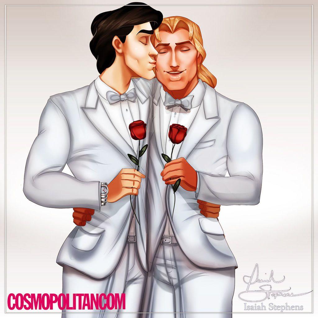Stephen Geoffrey Rey porno gay