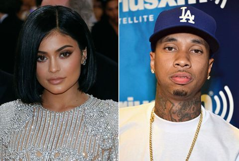 Kylie Jenner and Tyga Just Took Their Relationship to the Next Level
