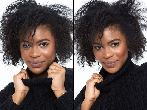 Natural Hair Experiment For The First Time Ever I Wore My Natural Hair For A Week