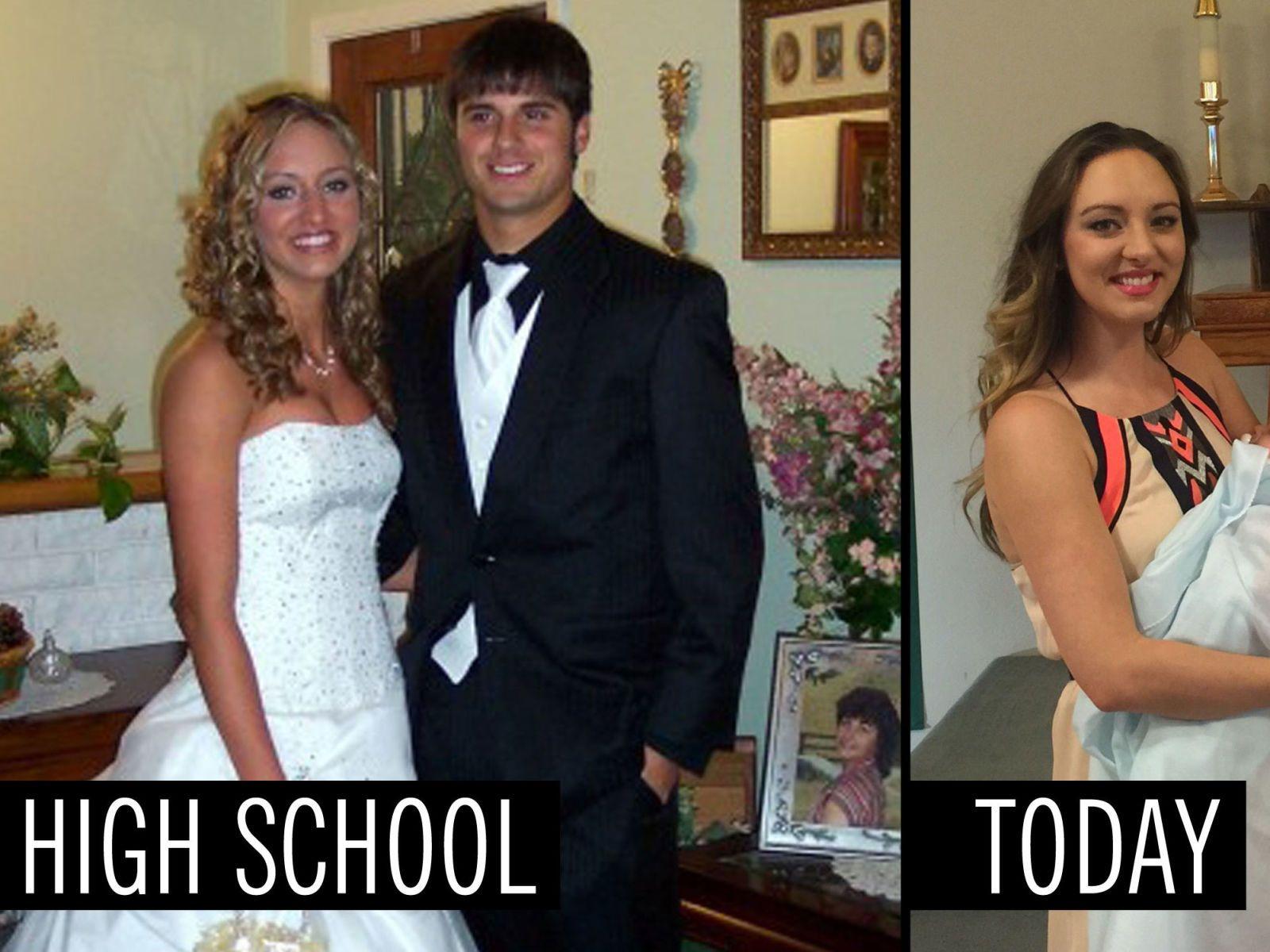 Marry high school sweetheart