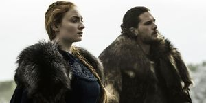 sansa jon snow game of thrones