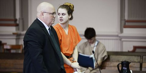 Student Sentenced to Life in Prison for Killing Her Newborn Baby
