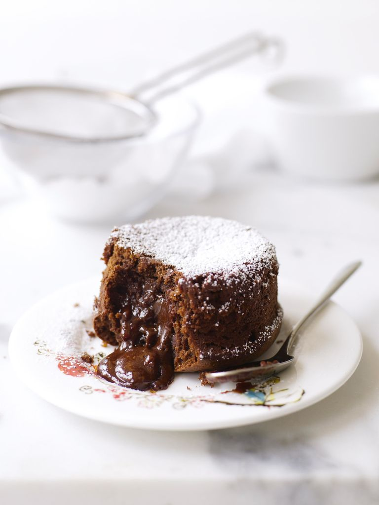 New York Times Molten Chocolate Cake