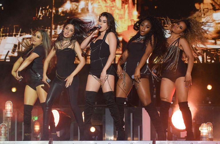 Watch Fifth Harmony Do a Medley of Throwback Destiny's Child Hits