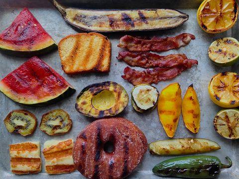Food, Ingredient, Plate, Breakfast, Tableware, Produce, Recipe, Dish, Meal, Finger food,