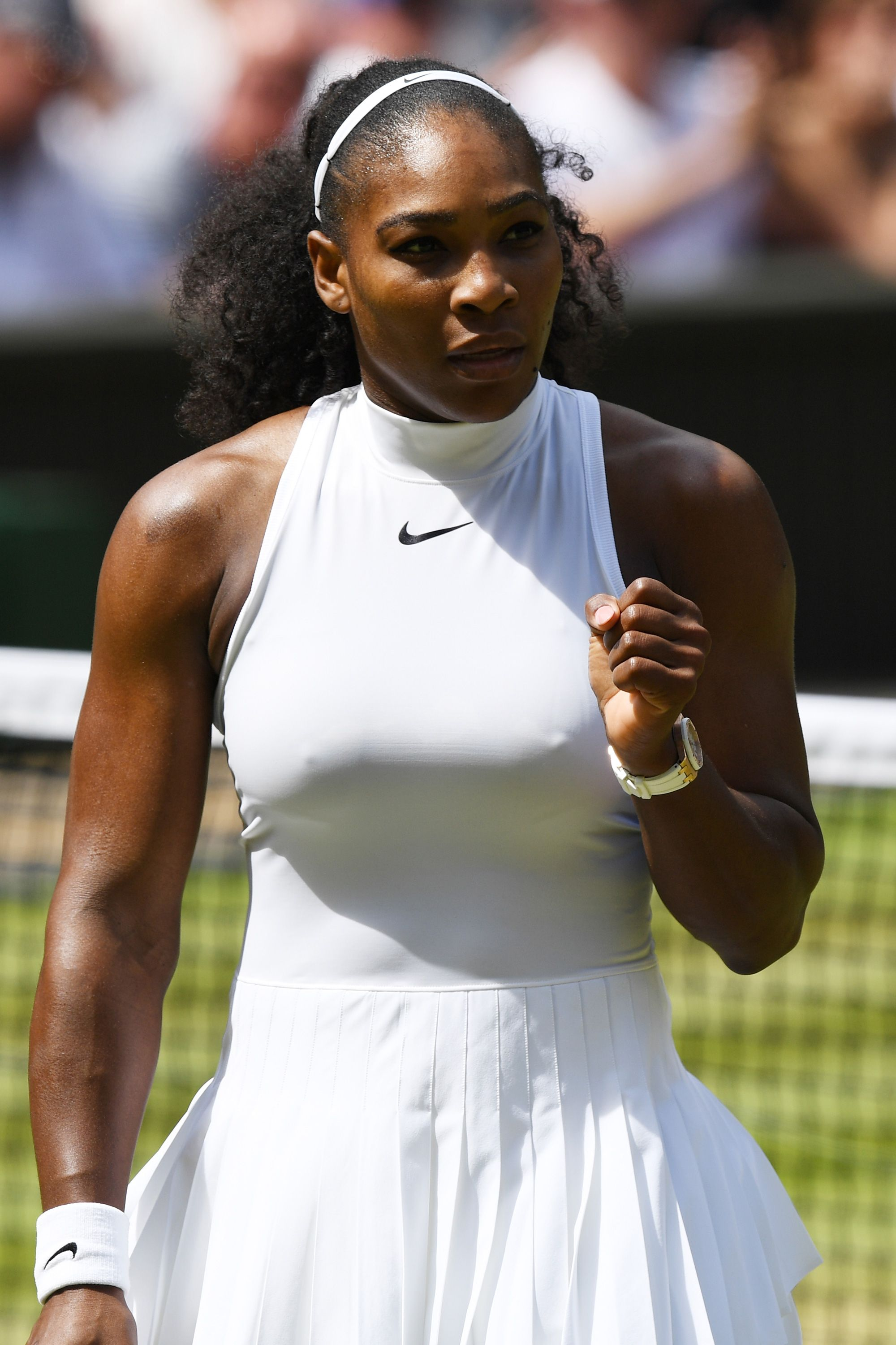 Serena Williams Was Body-Shamed on Twitter Because of Her Nipples