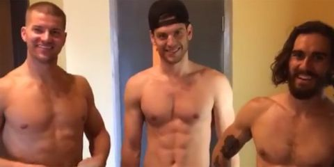 magic mike live audition abs