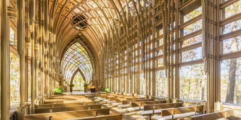 Architecture, Glass, Ceiling, Fixture, Sunlight, Daylighting, Arch, Hall, Vault, Place of worship,
