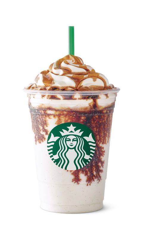 Starbucks Releases Affogato Style Frappuccino Vanilla Bean