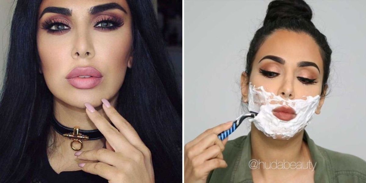 Beauty Blogger Huda Kattan Interview