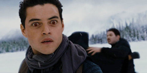 Rami Malek in Twilight - Mr Robot Star in Breaking Dawn Part 2