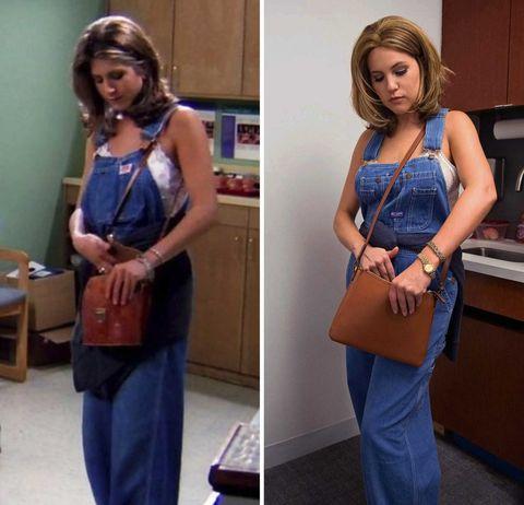 I Dressed Like Rachel Green From Friends