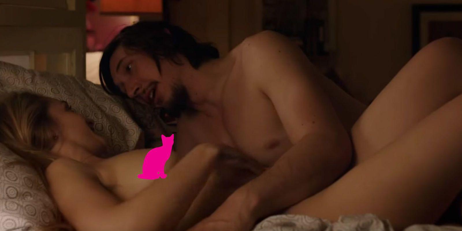 Hot Tv Sex Scene