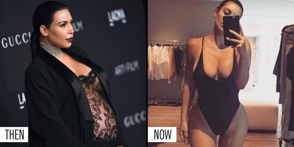 Kim Kardashian Weight Loss - Kim Kardashian on Atkins Diet ...
