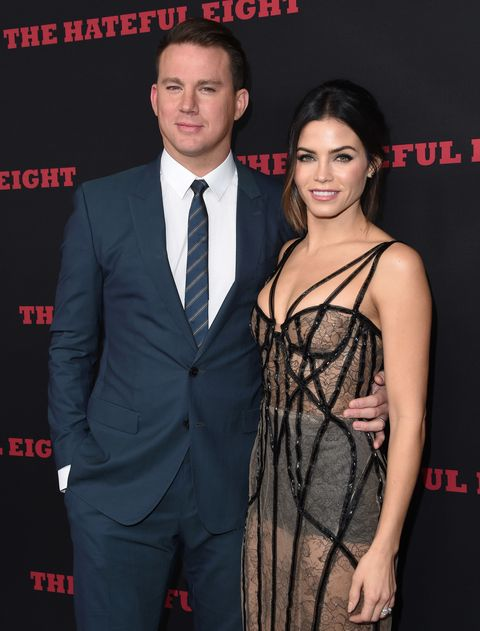 Channing and Jenna Dewan Tatum Posted the Cutest Photos to Celebrate Their 7th Anniversary