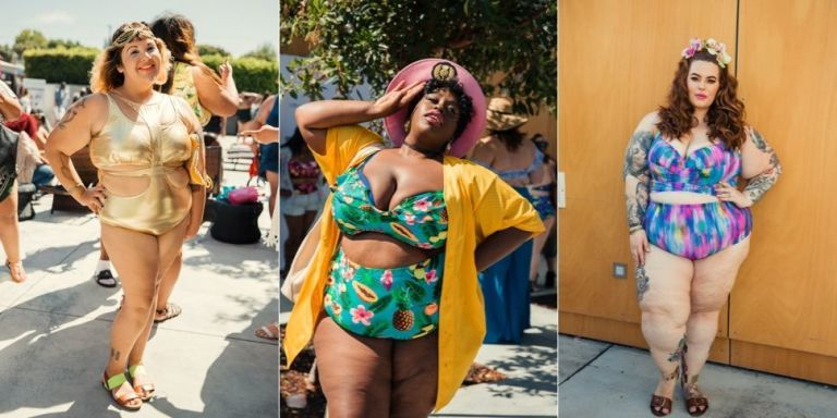 78 Photos That'll Make You So Sorry You Missed L.A.'s Plus-Size Pool Party