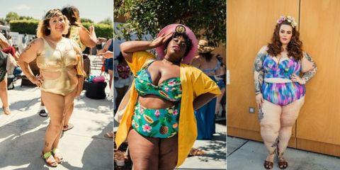 Thigh, Waist, Sunglasses, Chest, Headpiece, Hair accessory, Abdomen, Undergarment, Undergarment,