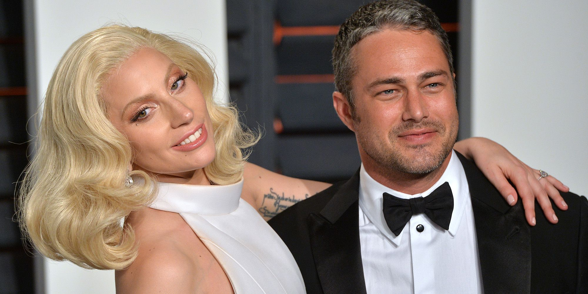 Lady Gaga became engaged to her chosen one Taylor Kinney 02/17/2015 53
