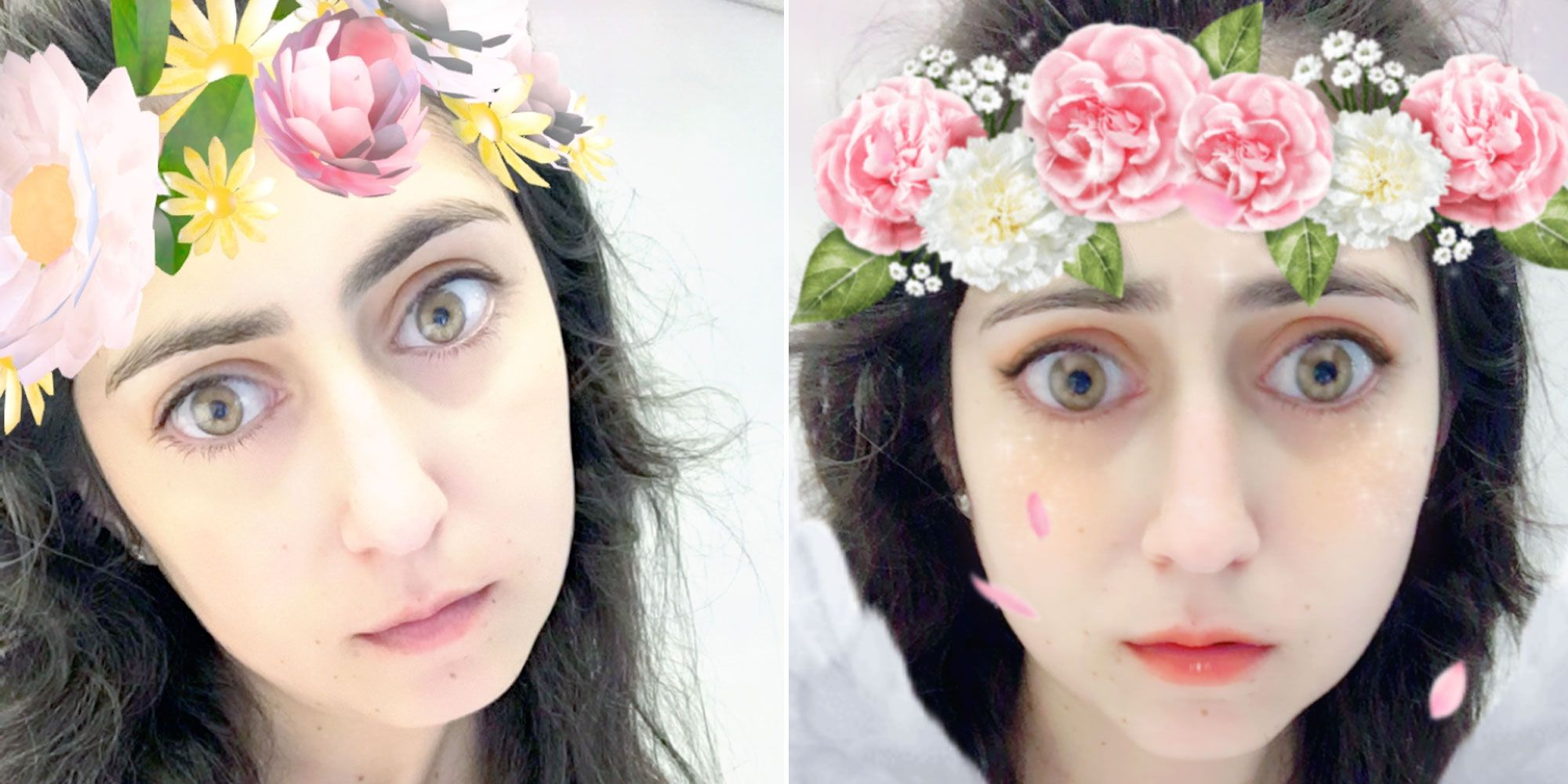 This new app has a million more selfie filters than snapchat izmirmasajfo
