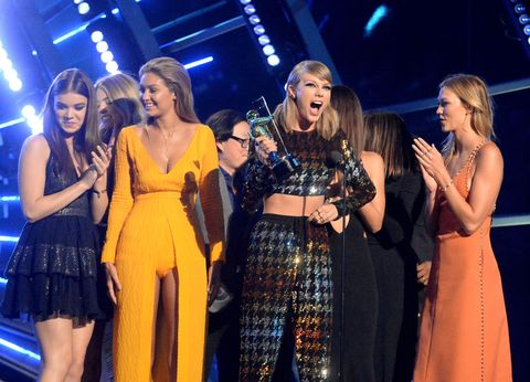 6e398c37356f A Definitive Timeline of Taylor Swift's Squad - History of Taylor ...
