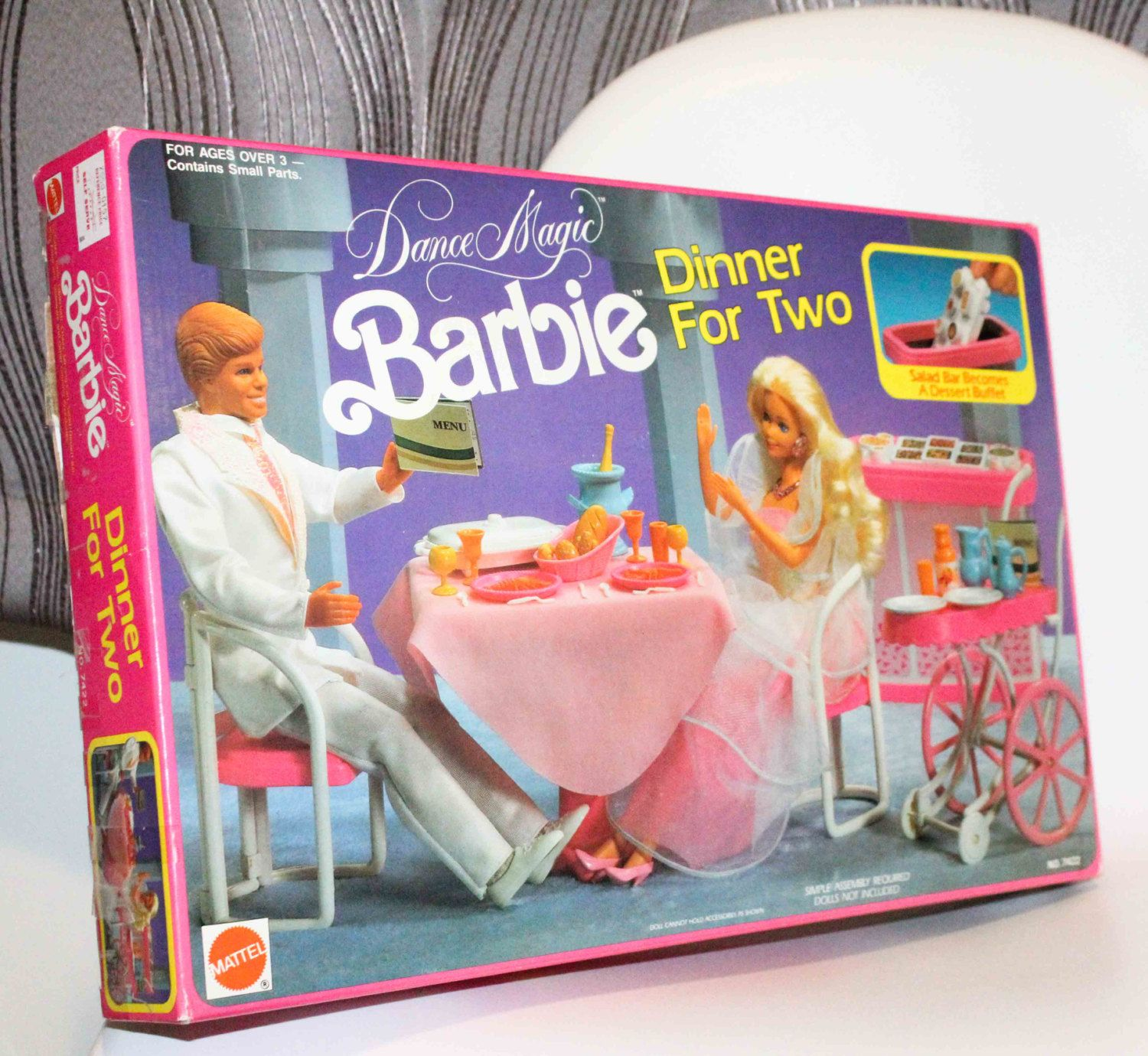 barbie things that will make you nostalgic throwback barbies - Barbie Cuisine