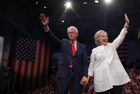 The Clintons And The Reality Of A Long Marriage