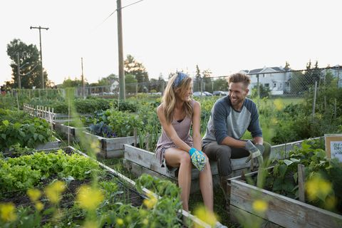 <p> Aw, no wonder bae loves you: Your big heart and desire to help people are so<em> </em>attractive. You're friendly and creative, too, so why not get together with a few more humanitarians to make the world a better (or at least greener) place? Only good vibes here!</p>