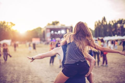 <p>The perfect day out for an energetic, sociable Twin: Grooving to some incredible live music with your 150 (or 150,000, depending) new favorite friends. Transcendent, right? </p>