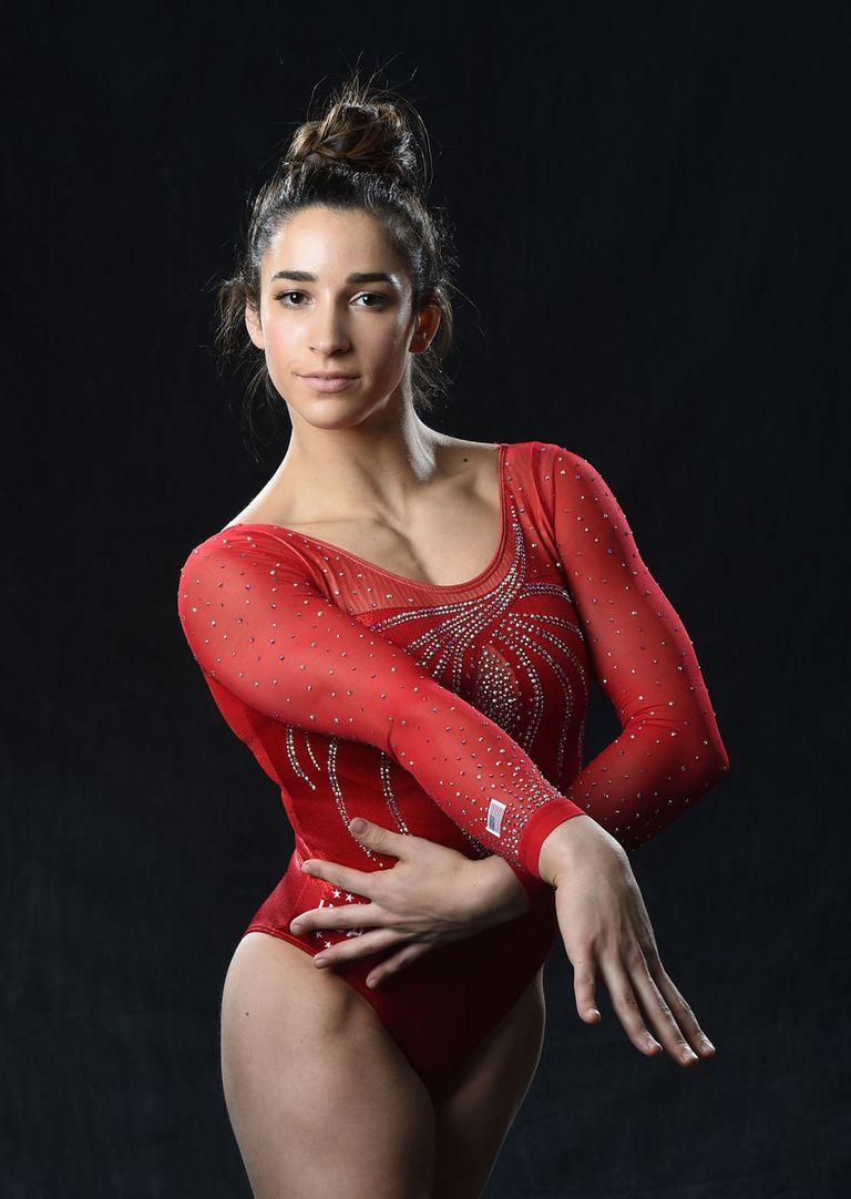 Gymnast Nude with meet us gymnast aly raisman - 17 facts about olympic gymnastics