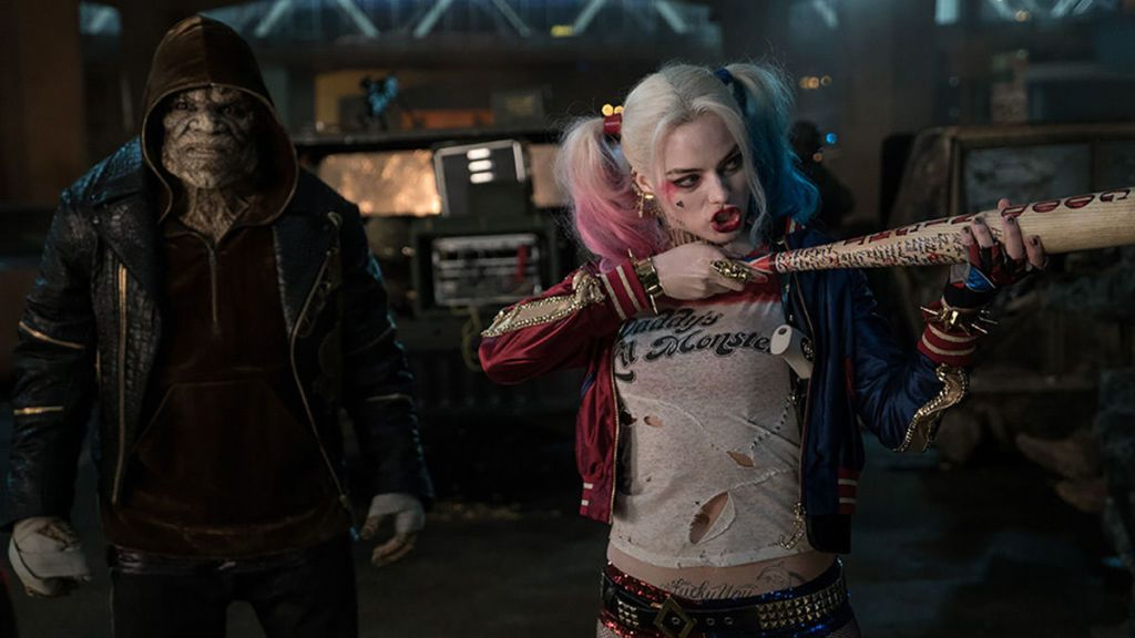 Margot Robbie Worked Out for Up to 3 Hours a Day to Prep for Her Topless Scene in Suicide Squad