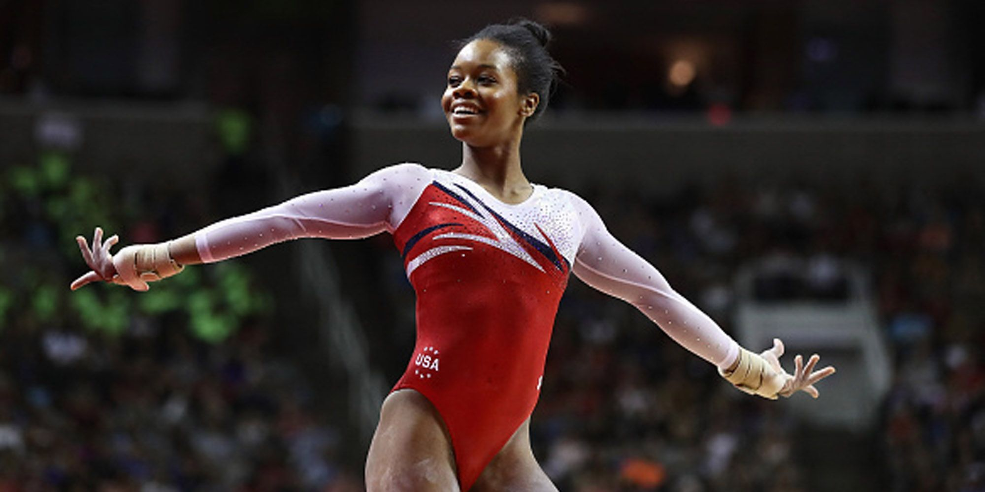 Facts About Gabby Douglas All About  Us Olympic Gymnast Gabrielle Douglas