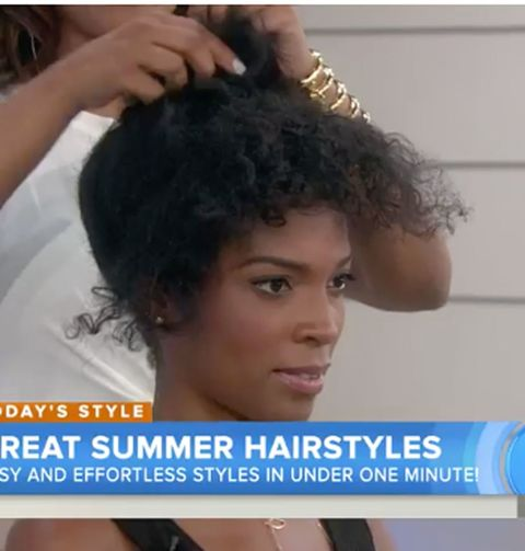 Today Show Hairstylist Slammed For Terribly Styling Woman\'s ...