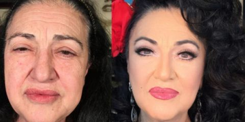 These Incredible Makeup Transformations of Older Women Will Blow Your Mind