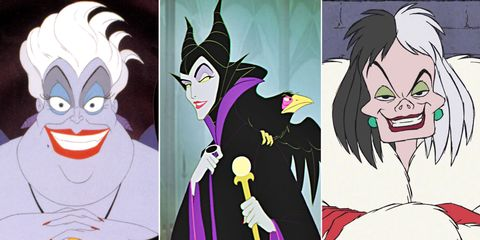 Disney Quizzes: Which Disney Villain Are You?