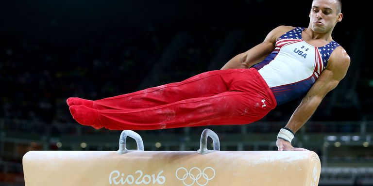 38 Hot Male Gymnasts - Hot Photos From Mens Team Gymnastics Qualifier Rounds In Rio-7438
