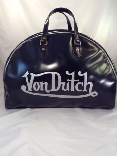 Ebay Von Dutch Bowling Bag