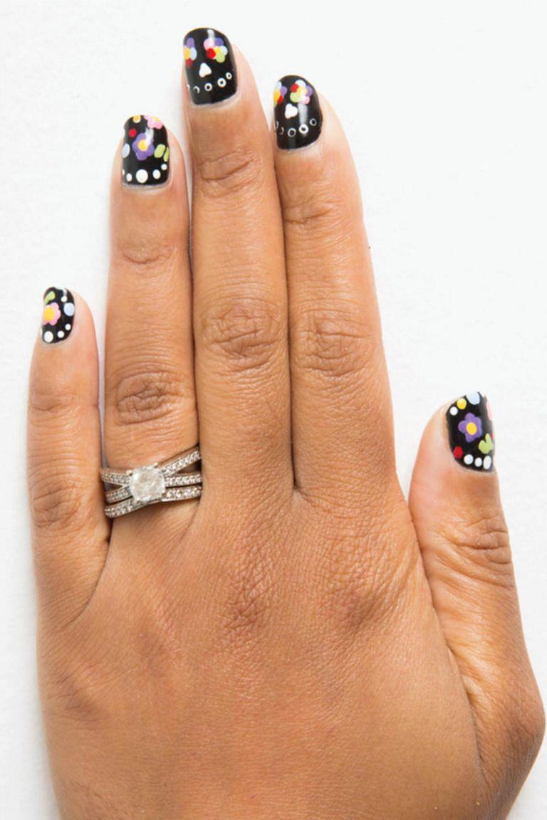 42 Cute Halloween Nail Art Ideas - Best Designs for ...