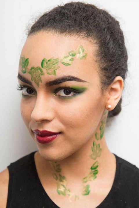 30 Sexy And Scary Halloween Makeup Looks Scariest Halloween Makeup