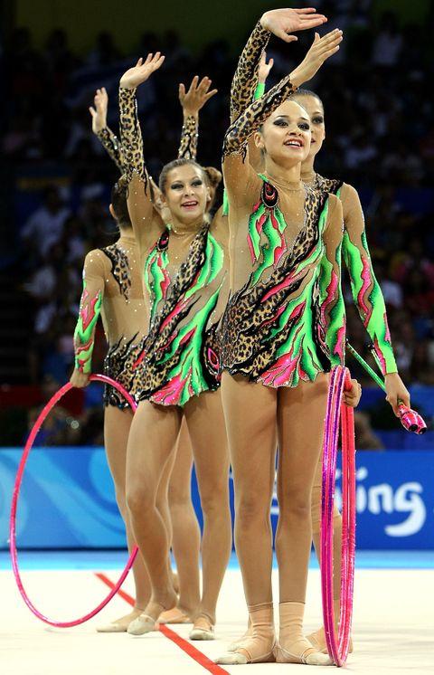 19 Nakedest Rhythmic Gymnastics Costumes In Olympic History-5797